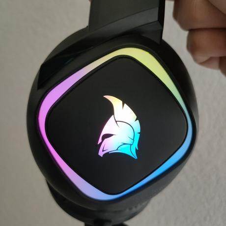 Présentation du casque Dark Rainbow G-HD10 de Empire Gaming