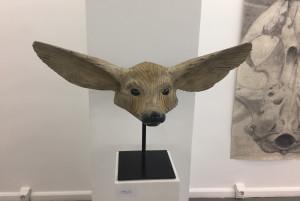 Galerie L J  exposition Quentin Garel « Masquarades » jusqu'au 27 Février 2021