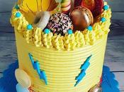 Layer Cake PIKACHU