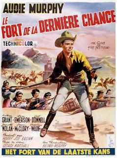 La dernière chance des amazones, dans le fort (western)