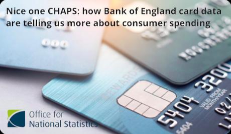 Données de paiement pour les statistiques nationales britanniques