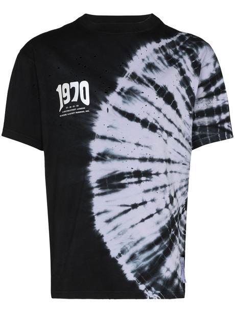 Image  1 sur Satisfy x 50 Years t-shirt 1970 à imprimé tie dye