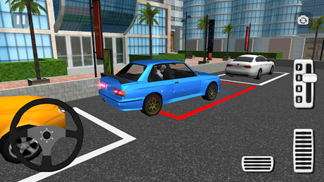 Télécharger Gratuit Car Parking Simulator: E30 APK MOD (Astuce) 2