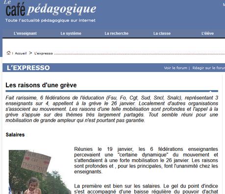 La propagande de @Valeurs, alliés de la @cocardeEtud, démentie par les faits  #Greve26janvier
