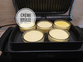 Crème brûlée All-clad