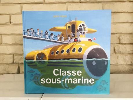 Classe sous-marine – John Hare
