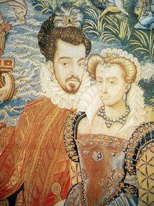 Henri III et Louise de Lorraine