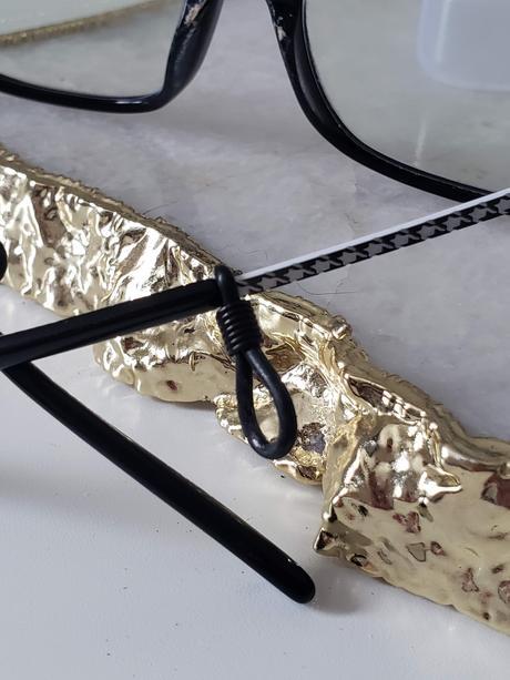 DIY : Attache lunettes et masque