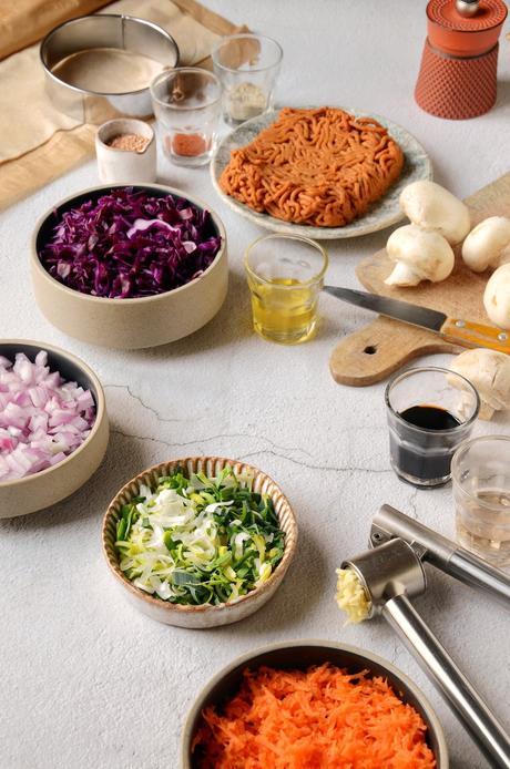 idée recette végétarienne sans oeuf entrée finger food buffet asiatique