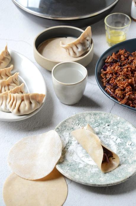 recette cuisine diner original vegan nouvel an chinois