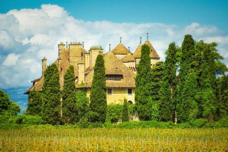 Château de Ripaille © French Moments