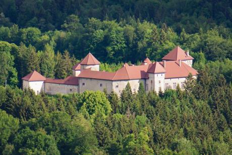 Châteaux de Savoie : Thorens © French Moments