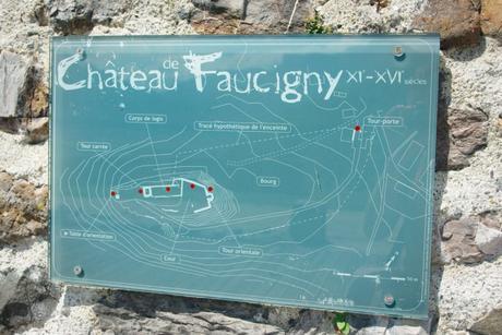 Châteaux de Savoie : Faucigny