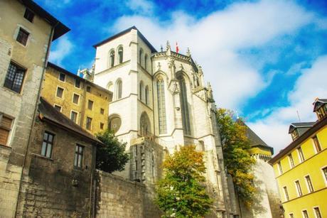 Sainte-Chapelle de Chambéry © French Moments