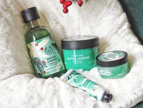 Envoutant, Jasmin d'hiver The Body Shop