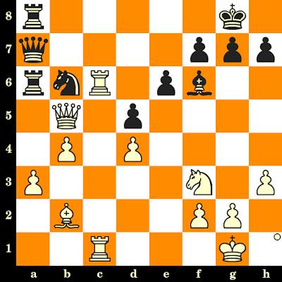 Les Blancs jouent et matent en 3 coups - Eugenio Torre vs Lothar Schmid, Nice, 1974