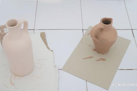 DIY – Vases terracotta
