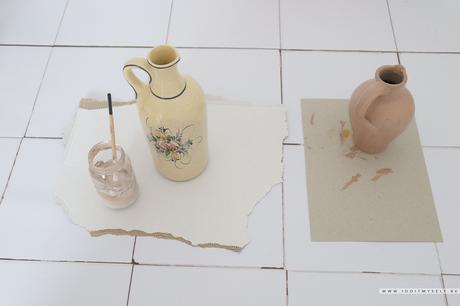 DIY – Vases terracotta