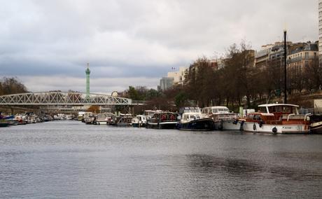 Promenade au fil de l'eau : de Bastille à Notre-Dame…