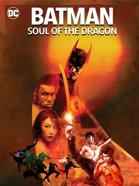 Batman Soul Of The Dragon en DVD et Blu-ray