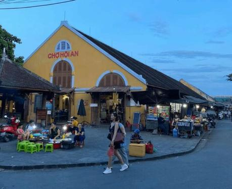 marché Hoi An covid 19