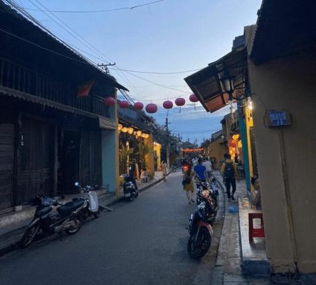 Vieille ville Hoi An