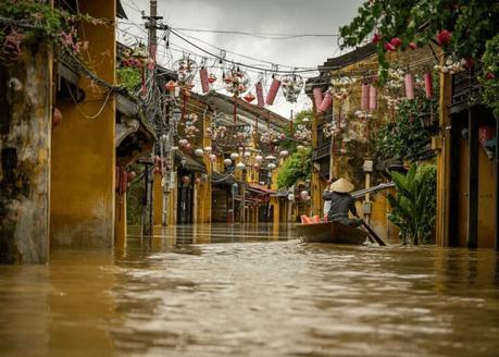 innondation Hoi An