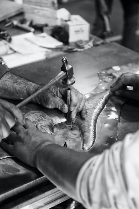 Covet International Awards artisanat art main noir blanc