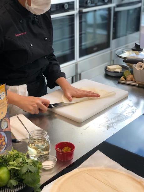Les Samossas pour Veganuary 🌱 by Nestlé