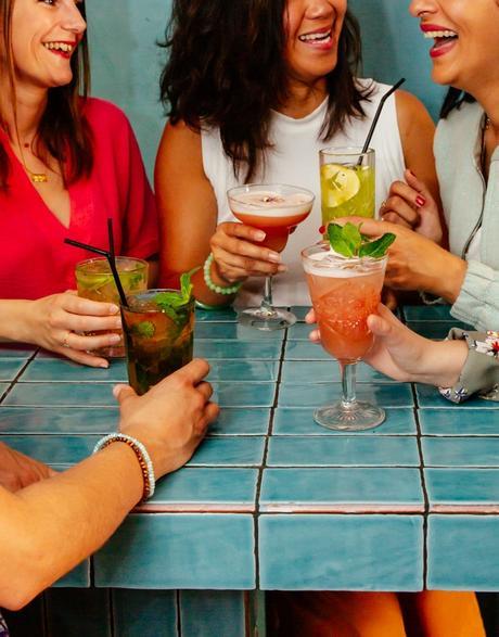 Bollywood Cocktails {Idées pour changer un peu pendant les fêtes !}