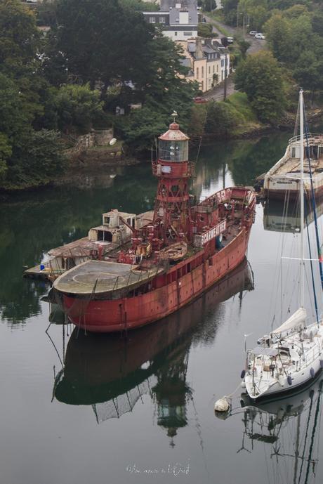 Scarweather le bateau-phare