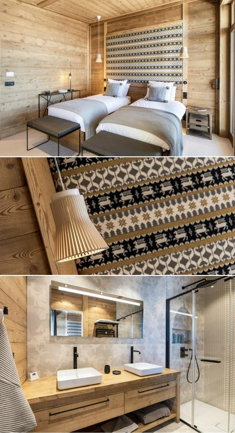 rénovation d'un appartement de montagne style chalet - blog déco - clem around the corner