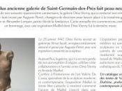 Galerie Dina Vierny Maillol forme libre Musée colloque