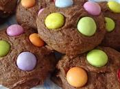 Cookies chocolat smarties
