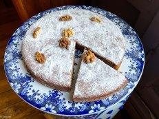 La merveille – Gâteau du Périgord aux noix