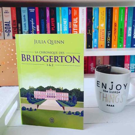 La chronique des Bridgerton 1 & 2 | Julia Quinn