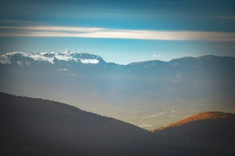Col de la Faucille vu des Alpes © French Moments