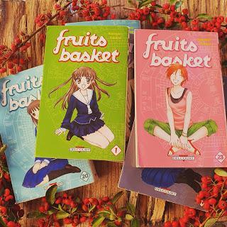 Des images et des mots Fruits Basket de Natsuki Takaya