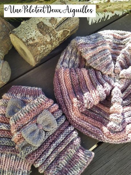 Explications pour tricoter un béret pour adulte ou pour enfant