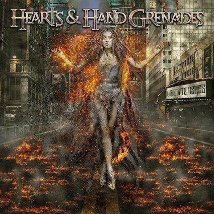 Album - Hearts and Hand Grenades - Turning To Ashes