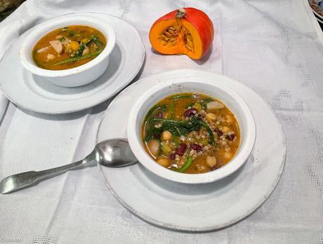 Découverte – Soupe de sorgho aux légumineuses