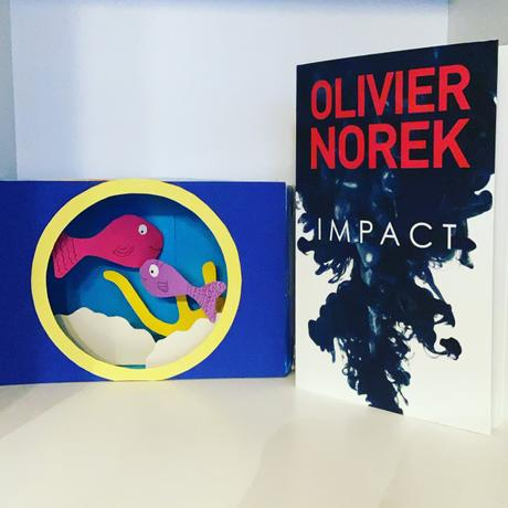 J'ai lu: Impact d'Olivier Norek