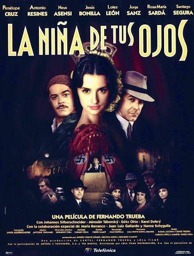 La Fille de tes Rêves (1998) de Fernando Trueba