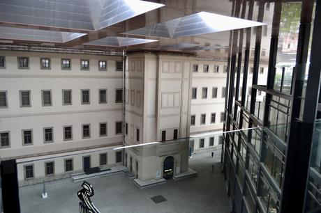 Mardi tourisme: museo Reina Sofia
