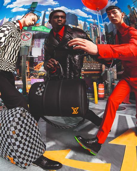 Louis Vuitton invite ASAP Nast pour sa collection SS21