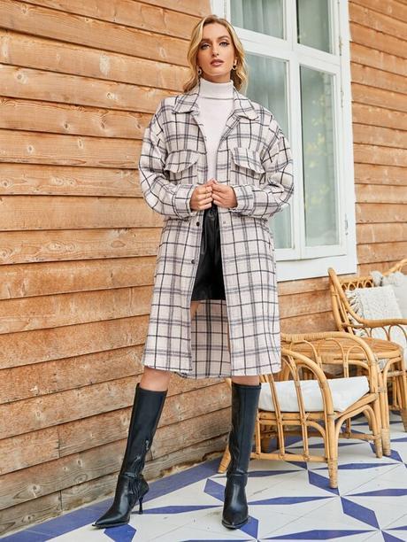 LE JEU DE LA DAME : le manteau à carreaux de Beth Harmon