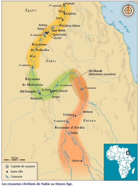 Documentaires sur les royaumes chrétiens de Nubie
