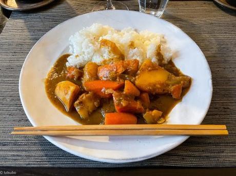 Du curry au Japon ? – Karī Japonais