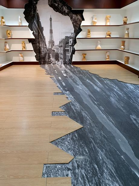Un petit tour à la Galleria Continua dans le Marais