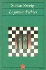 livre,auteur,culture,écriture,stefan zweig,le joueur d'échecs,autriche,guerre,nazisme,hitler
